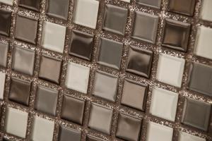 Мозаичная плитка под углом