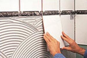 Плитка в ванну на стену