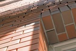 Облицовка фасадов клинкерной плиткой