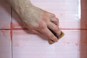 Цветная затирка для плитки